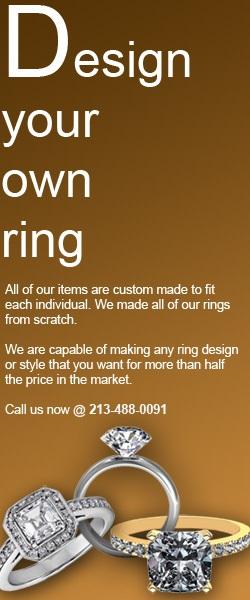 design your own diamond ring